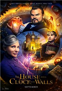 The House with a Clock in Its Walls (2018) Poster