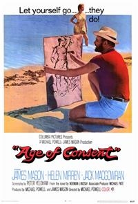 Age of Consent (1969) Poster