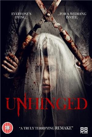 Unhinged (2017) 1080p Poster