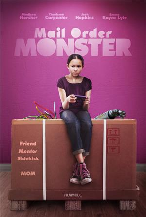 Mail Order Monster (2018) 1080p Poster