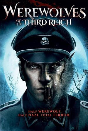 Werewolves of the third reich (2018) Poster