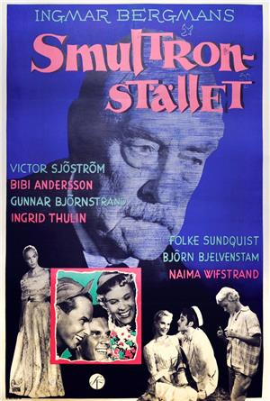 Wild Strawberries (1957) Poster