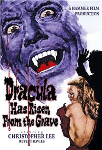 Dracula Has Risen from the Grave (1968) 1080p Poster