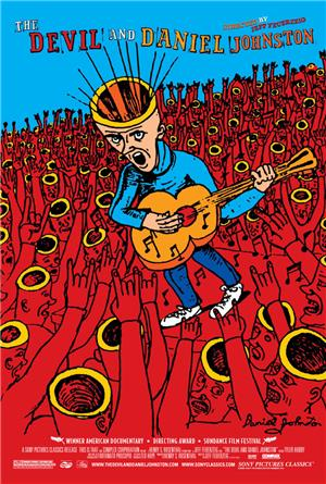 The Devil and Daniel Johnston (2005) 1080p Poster