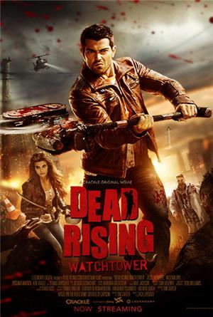 Dead Rising: Watchtower (2015) 1080p Poster