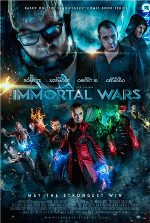The Immortal Wars (2018) Poster