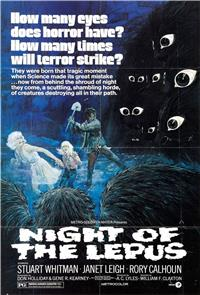 Night of the Lepus (1972) Poster