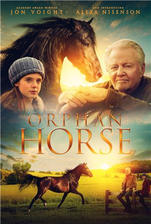 Orphan Horse (2018) 1080p Poster