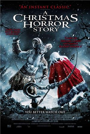 A Christmas Horror Story (2015) Poster