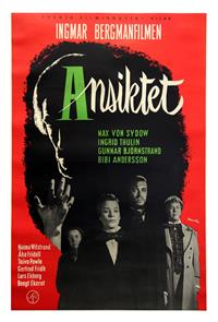The Magician (1958) Poster