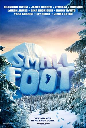 Smallfoot (2018) 1080p Poster