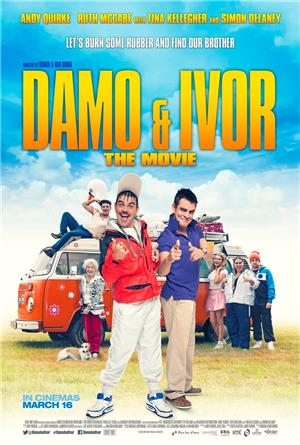Damo & Ivor: The Movie (2018) 1080p Poster