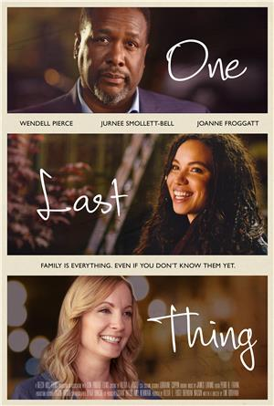 One Last Thing (2018) Poster