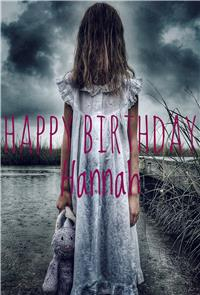 Happy Birthday Hannah (2018) Poster