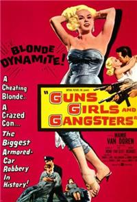 Guns Girls and Gangsters (1959) 1080p Poster