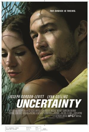 Uncertainty (2009) 1080p Poster