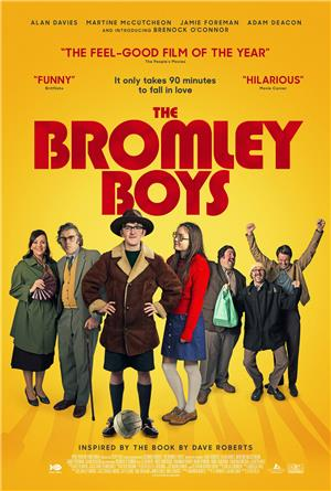 The Bromley  Boys (2018) 1080p Poster