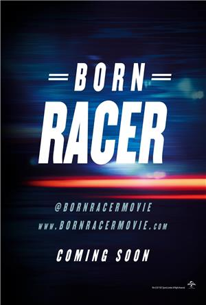 Born Racer (2018) 1080p Poster