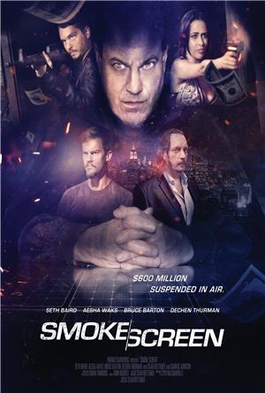 Smoke Screen (2018) 1080p Poster