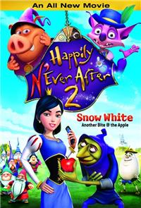 Happily N'Ever After 2 (2009) 1080p Poster