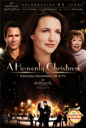 A Heavenly Christmas (2016) Poster