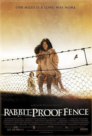 Rabbit-Proof Fence (2002) 1080p Poster