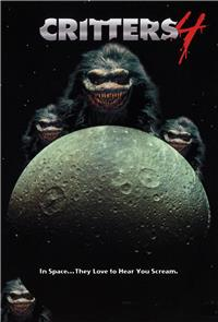 Critters 4 (1992) 1080p Poster