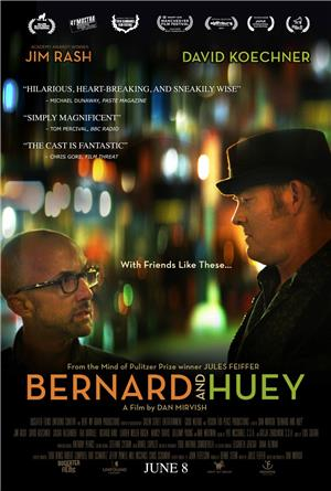 Bernard and Huey (2018) 1080p Poster