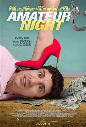 Amateur Night (2016) 1080p Poster
