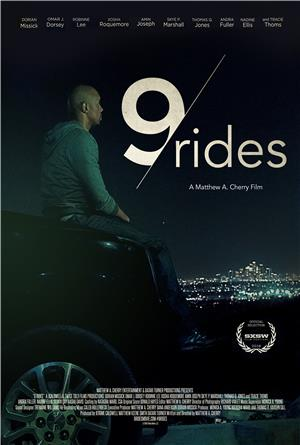 9 Rides (2016) 1080p Poster