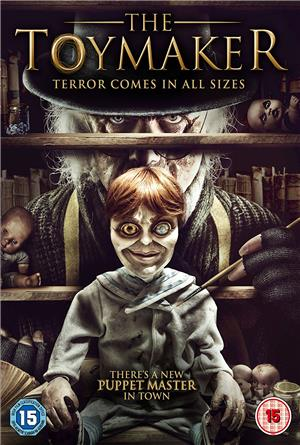 The Toymaker (2017) 1080p Poster