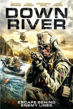 Down River (2018) Poster