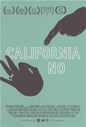 California No (2018) Poster