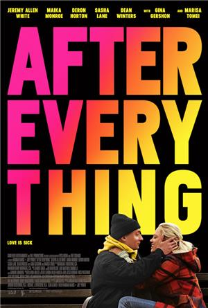 After Everything (2018) 1080p Poster