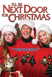 I'll Be Next Door for Christmas (2018) 1080p Poster