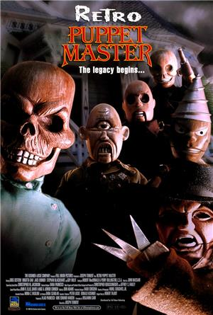 Retro Puppet Master (1999) Poster