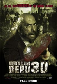 Night Of The Living Dead 3D (2007) Poster