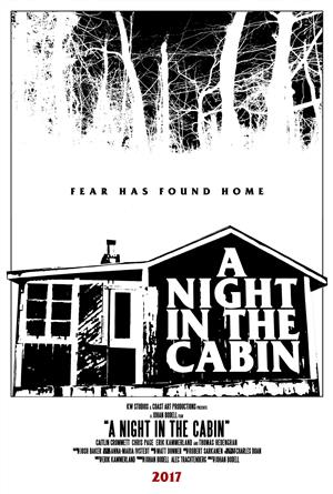 The Cabin (2018) 1080p Poster