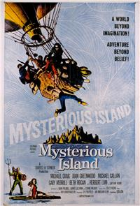 Mysterious Island (1961) 1080p Poster