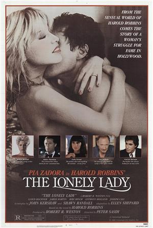 The Lonely Lady (1983) 1080p Poster