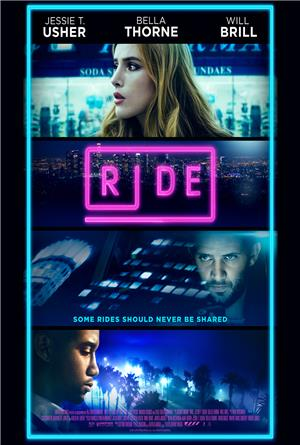 Ride (2018) 1080p Poster