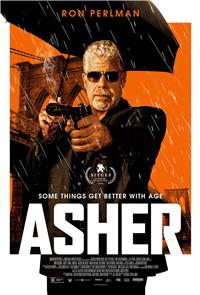 Asher (2018) Poster