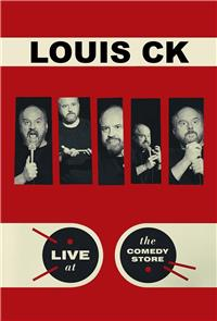 Louis C.K.: Live at The Comedy Store (2015) Poster