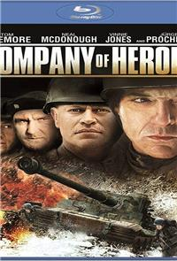 Company of Heroes (2013) 1080p Poster