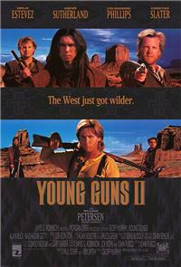 Young Guns II (1990) 1080p Poster