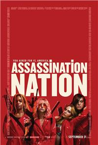 Assassination Nation (2018) 1080p Poster