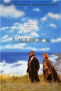 Carrington (1995) Poster