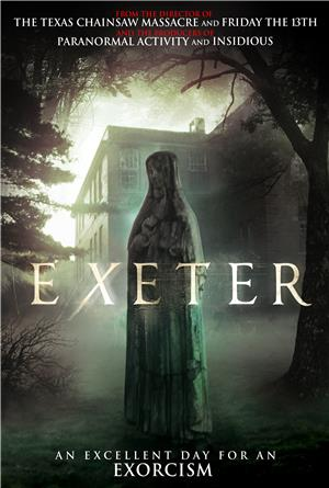 Exeter (2015) 1080p Poster