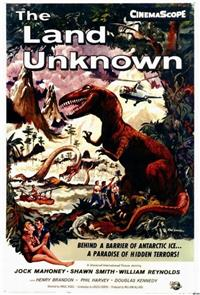 The Land Unknown (1957) 1080p Poster