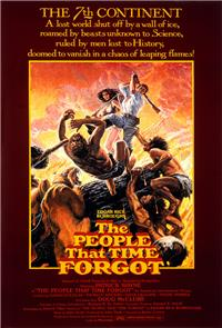 The People That Time Forgot (1977) poster